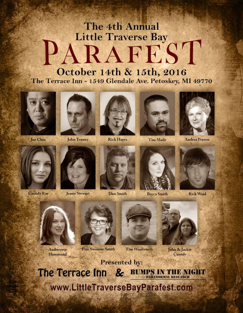 4th LTB Parafest Poster (print)
